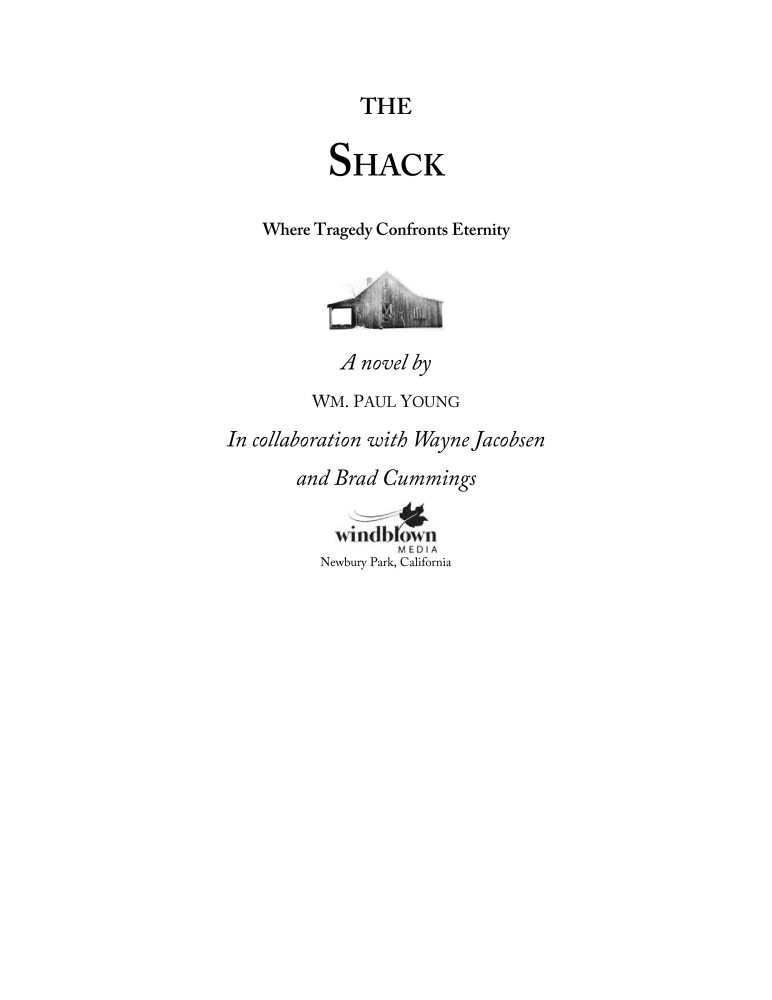 the shack analysis essay The amazon reader reviews for the shack are remarkable with 102 reviews already posted, it is maintaining a five-star rating with fully ninety three of the reviewers awarding five stars.