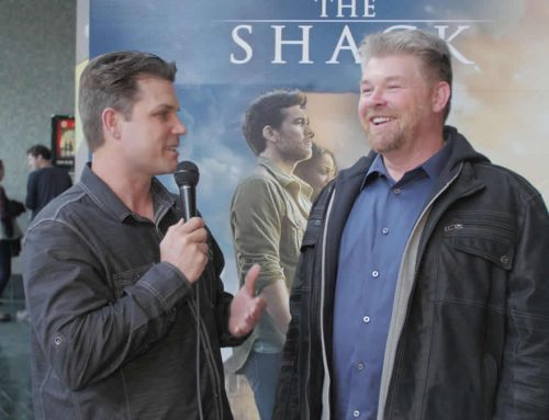 The Shack Movie Premiere Interview With Brad Cummings