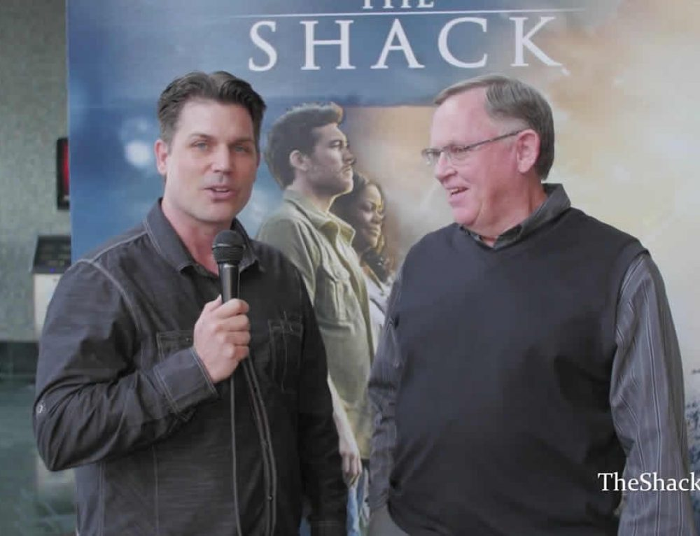 The Shack Movie Premiere Interview With Wayne Jacobsen